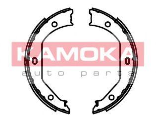 Комлект тормозных накладок KAMOKA JQ212042