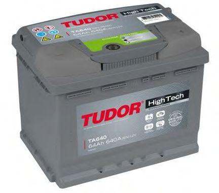 Аккумулятор TUDOR TA640