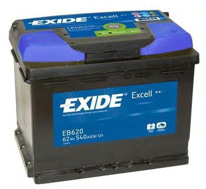 Аккумулятор EXIDE EB620