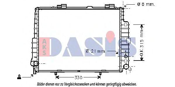 Теплообменник AKS DASIS 122600N