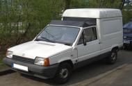 SEAT MARBELLA фургон (028A)