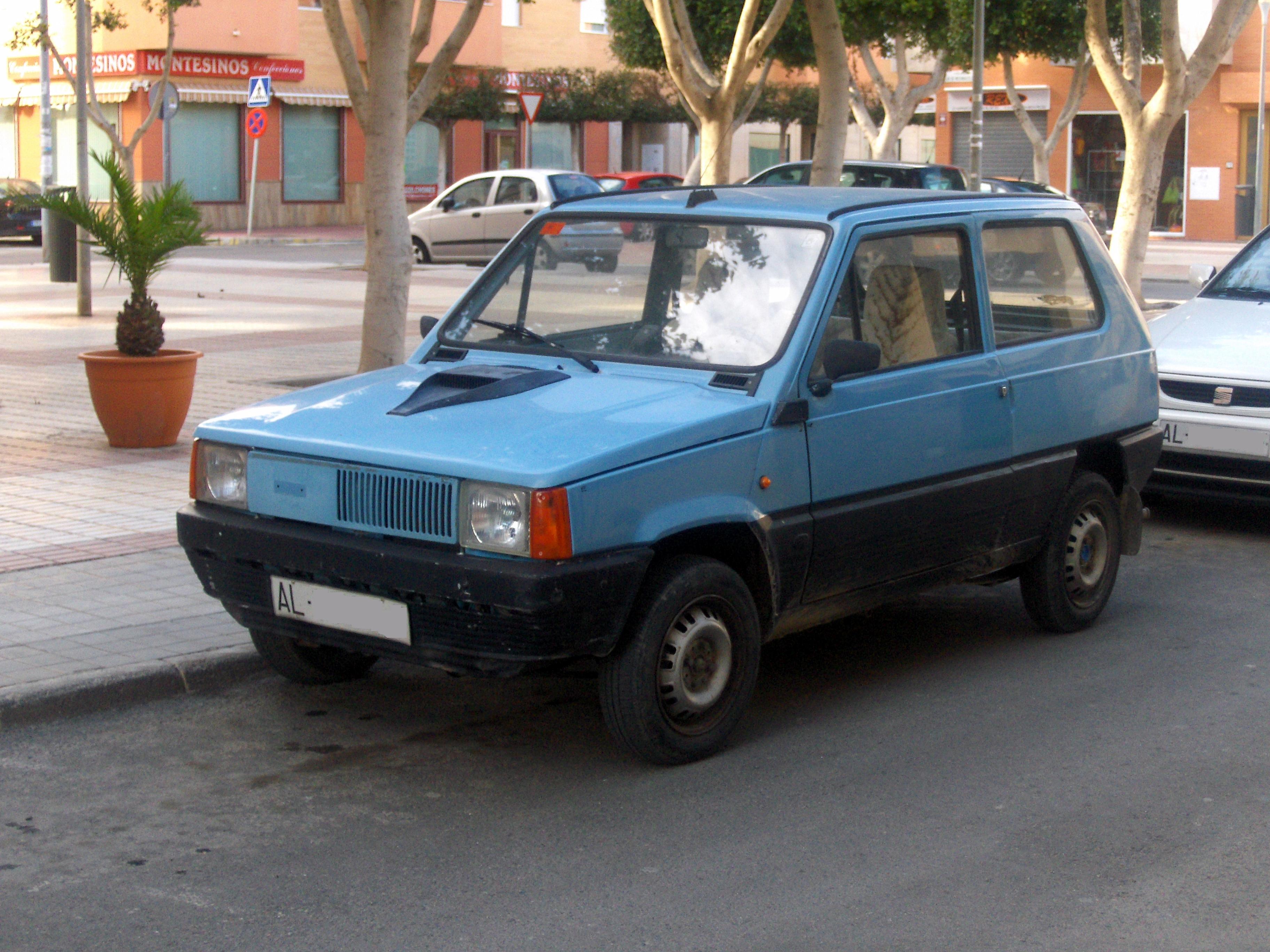 SEAT PANDA (141A)