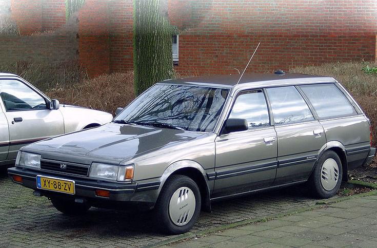 SUBARU LEONE Mk II универсал