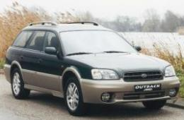 SUBARU LEGACY OUTBACK (BE, BH)