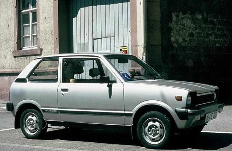 SUZUKI ALTO  (SS80)
