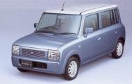 SUZUKI ALTO Mk III (EF)