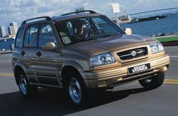 SUZUKI GRAND VITARA XL-7 I (FT, GT)