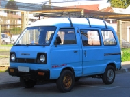 SUZUKI CARRY фургон (SK410)
