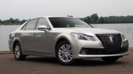 TOYOTA CROWN седан (GRS21_, AWS21_)