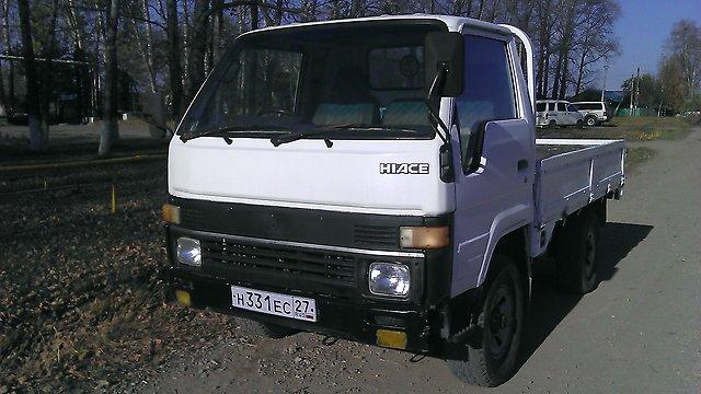 TOYOTA HIACE III грузовой (YH8_, LH8_)