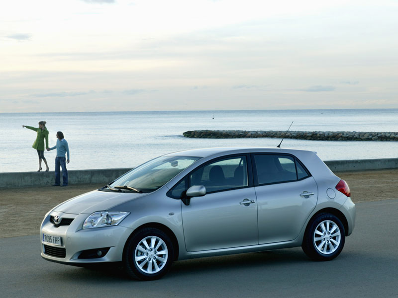 TOYOTA AURIS TOURING SPORTS (ZWE18_, ZRE18_)