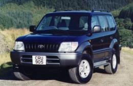 TOYOTA / Тойота LAND CRUISER PRADO 90 (_J9_)
