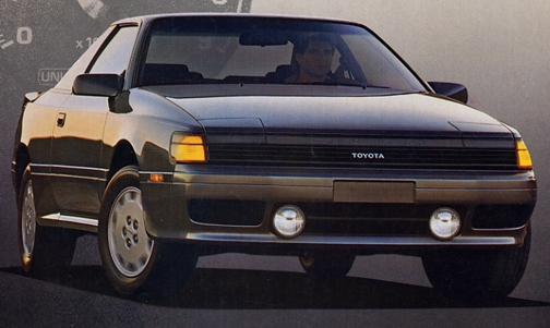 TOYOTA CELICA седан (AT16_, ST16_)