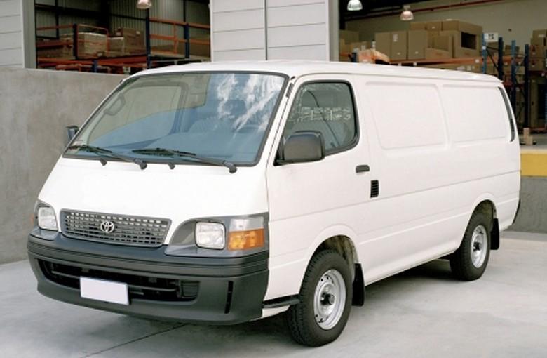 TOYOTA HIACE III фургон (YH7_, LH6_, LH7_, LH5_, YH5_, YH6_)