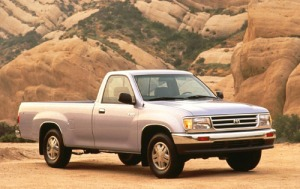 TOYOTA T100 [USA] Extended Cab Pickup (US)
