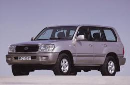 TOYOTA LAND CRUISER 100 (UZJ100)
