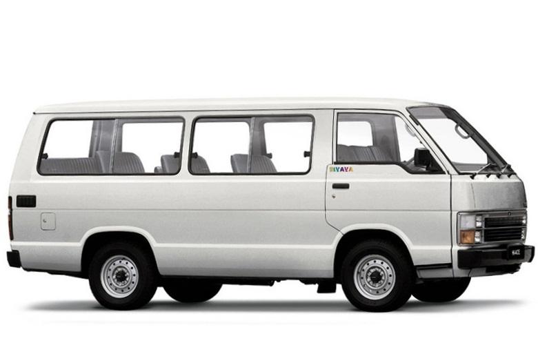 TOYOTA HIACE II Wagon (LH7_, LH5_, LH6_, YH7_, YH6_, YH5_)