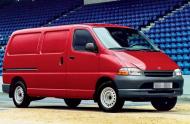 TOYOTA HIACE SBV IV фургон (LH1_)