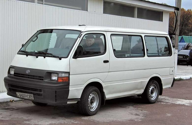 TOYOTA QUANTUM III автобус (LH1_, RZH1_)