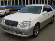 TOYOTA CROWN седан (CRS_, JZS_, GRS18_, UZS_)