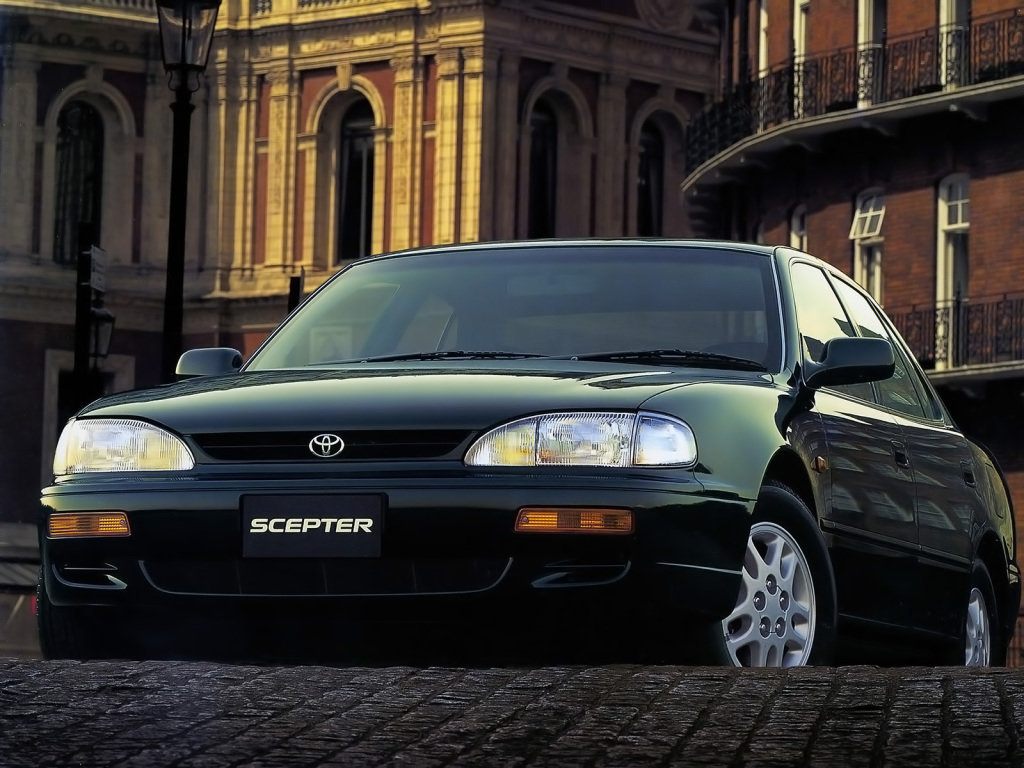 TOYOTA SCEPTER седан
