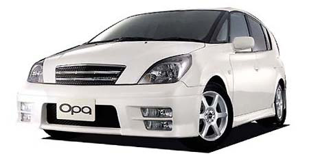 TOYOTA OPA (ZCT1_, ACT1_)