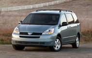 TOYOTA SIENNA (MCL2_, GSL2_)