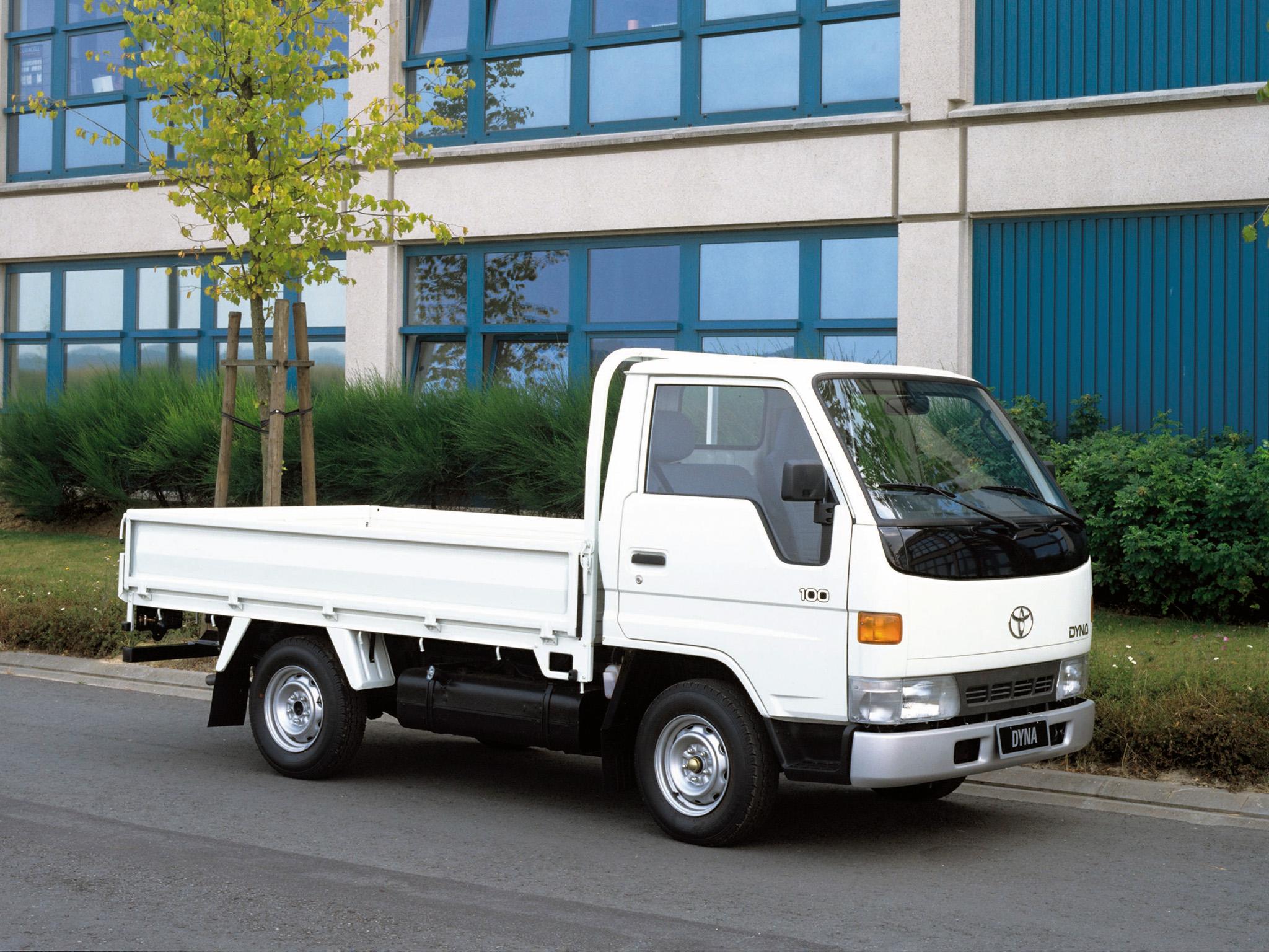 TOYOTA DYNA 100 грузовой (YH_)