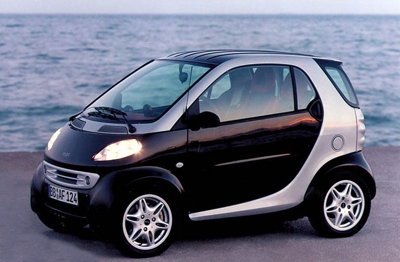 SMART CITY-COUPE (450)