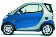 SMART FORTWO купе (450)