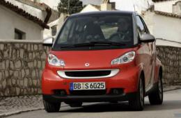 SMART FORTWO купе (451)