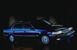 VOLVO S90 седан