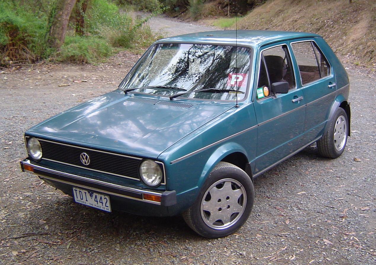 VW CITYGOLF
