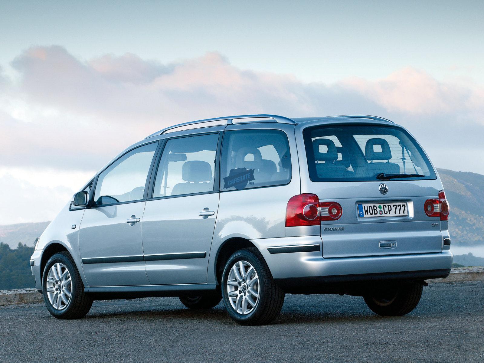 VW SHARAN (7M8, 7M9, 7M6)