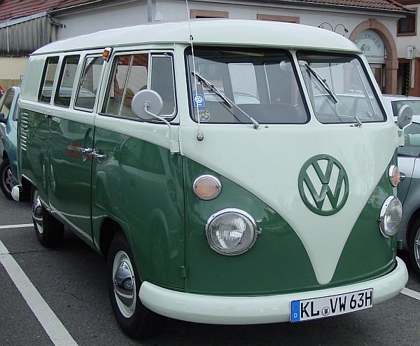 VW TRANSPORTER  автобус (22, 24, 25, 28)