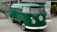 VW TRANSPORTER  фургон (21, 23)
