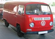 VW TRANSPORTER Mk II фургон