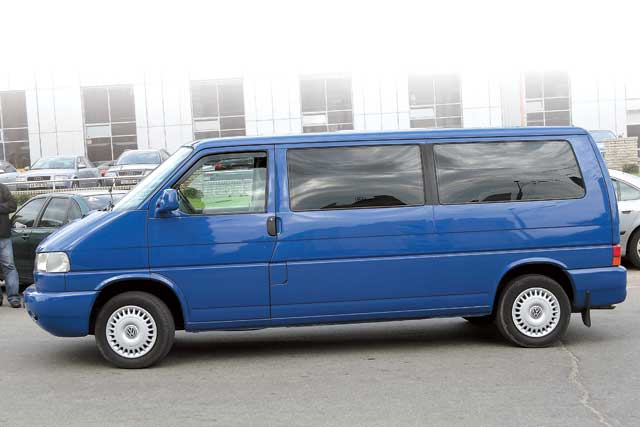 VW TRANSPORTER IV фургон (70XA)