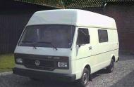 VW LT28-50  фургон (281-363)