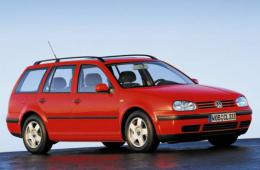 VW GOLF IV универсал (1J5)