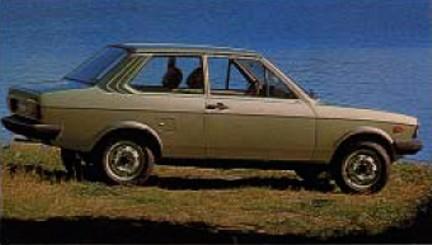 VW DERBY (86C, 80)