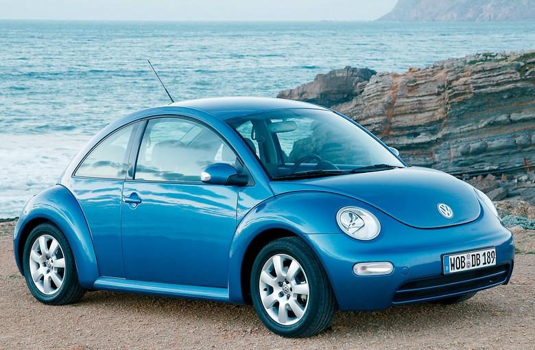 VW BEETLE (9C1, 1C1)