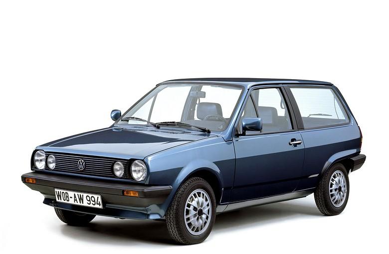VW POLO CLASSIC (86C, 80)