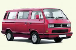 VW CARAVELLE III автобус