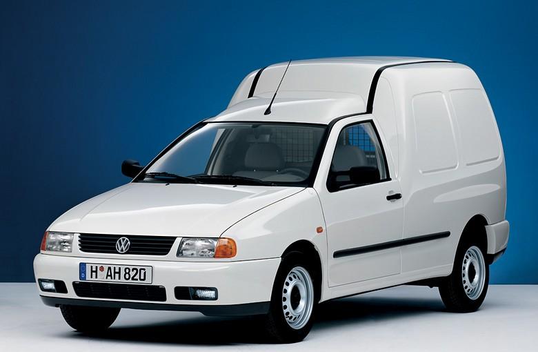 VW CADDY фургон (9K9A)