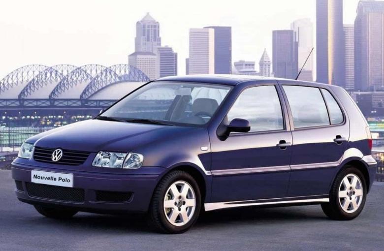 VW POLO фургон (6NF)