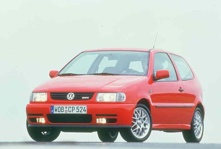 VW POLO (6N1)