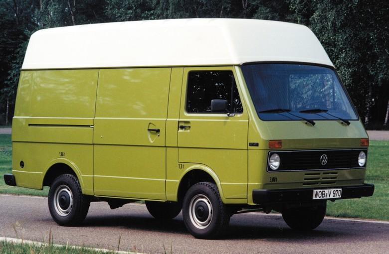 VW LT 40-55 I фургон (291-512)