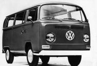 VW TRANSPORTER Mk II автобус