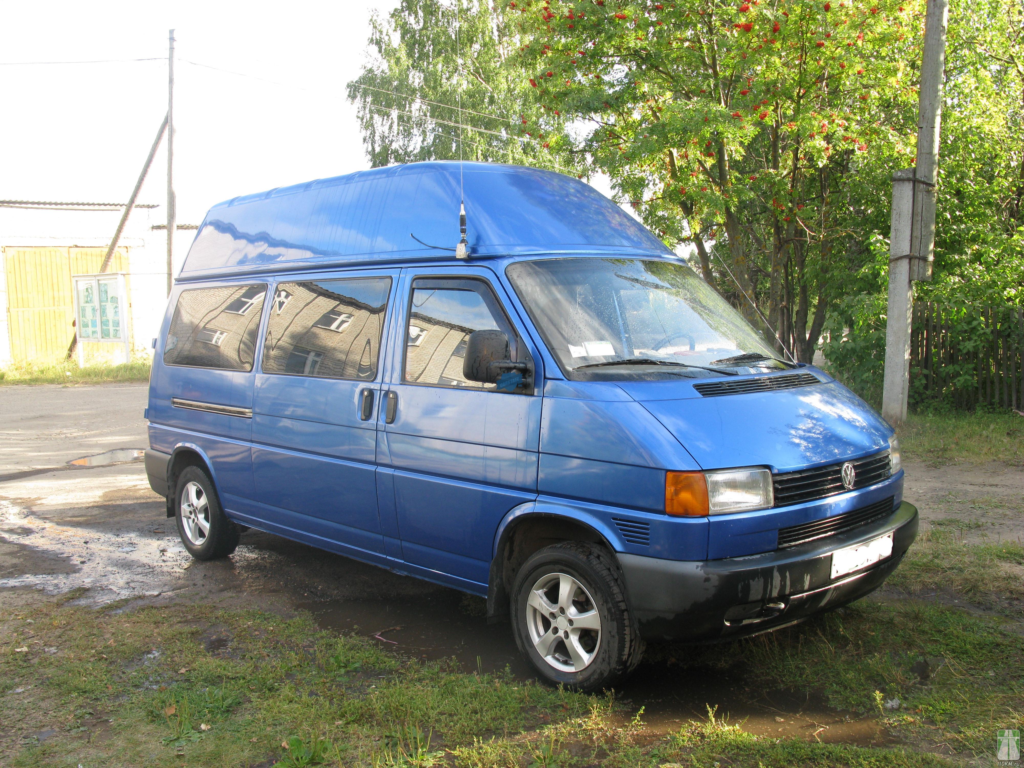 VW TRANSPORTER / CARAVELLE Mk IV автобус (70XB, 70XC, 7DB, 7DW)